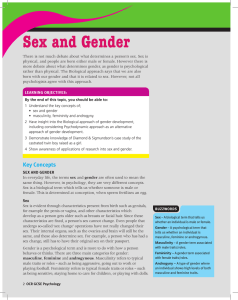 OCR GCSE Psychology Sample Student Book Pages