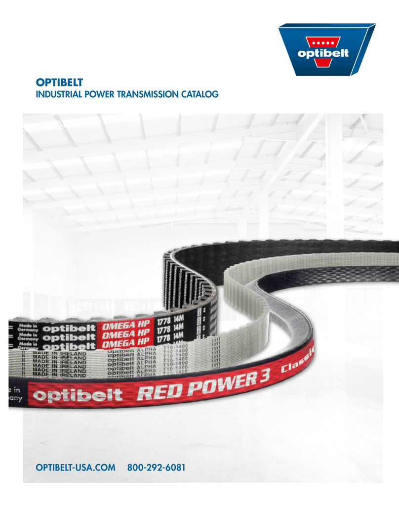 OPTIBELT 1200-5M-15 HTD Timing Belt 5mm pitch 240 teeth 15mm wide