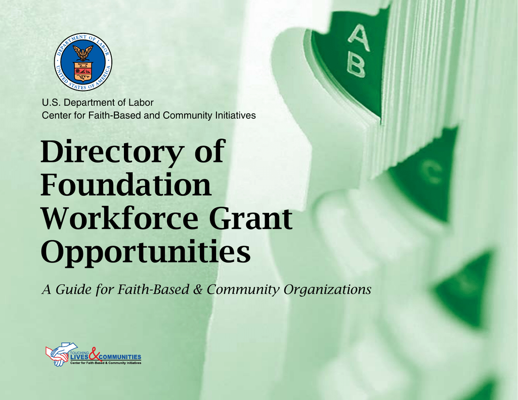 Foundation Grant Book indd