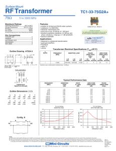 Divider Mini-Circuits 8-Way SMA ZCSC-8-1 2-250 MHz