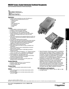 Marinco Catalog - J Custom Supply