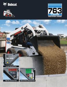 S205 SKID-STEER LOADER SPECIFICATIONS
