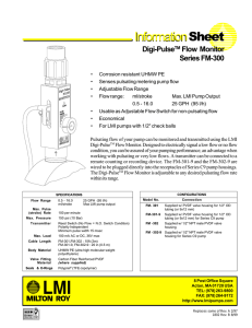 FM-300 Data Sheet