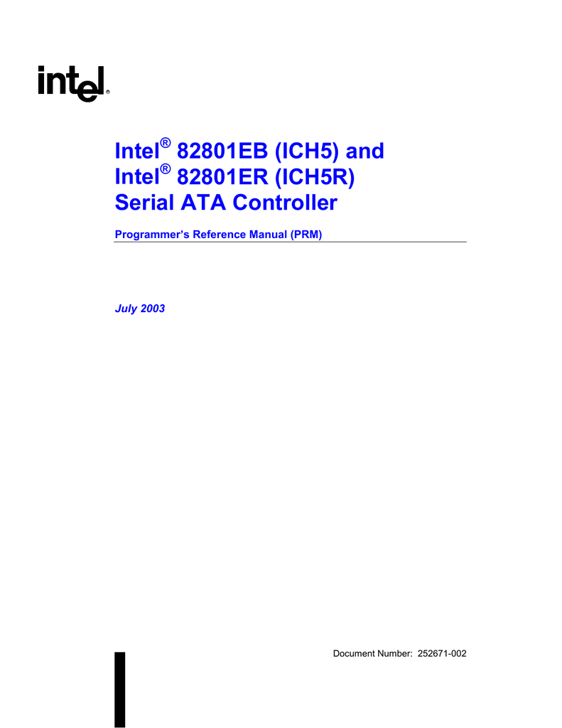 82801EB SATA WINDOWS 7 X64 DRIVER DOWNLOAD