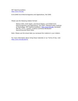 n - MIT OpenCourseWare