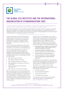 iso - Global CCS Institute