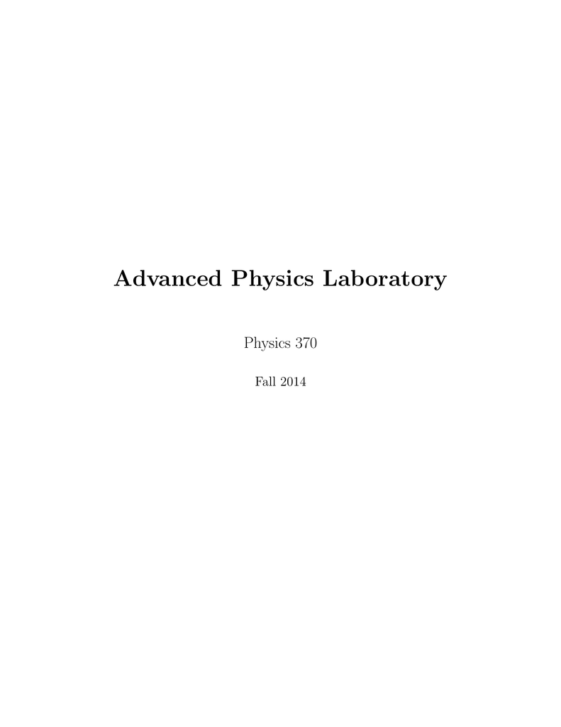 Advanced Physics Laboratory Circuitlab Rc Circuits Horowitz Hall Chapter 1 018416836 D6ddc8da3b605515bd96a16bb9a29e58
