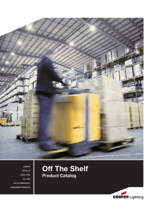 Off The Shelf - The Reynolds Company
