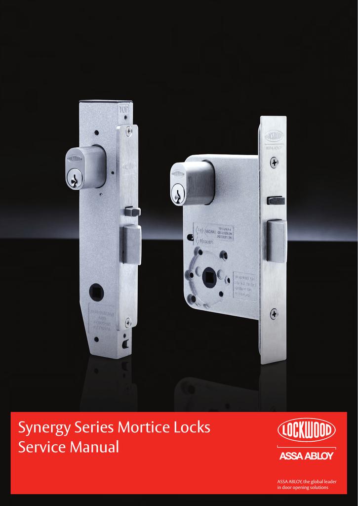 Mortice Lock Cases, Assa Connect 235