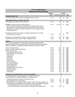 northville cooperative preschool prioritized resource requests facilities 517
