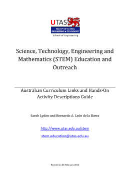 science technology and us essay
