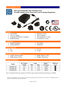 Dimming with 1-10Vdc CV+CC Mean Well ELN60-12D LED Power Supplies 60W 12V 5A Mix Mode Single Output Class 2 Switching Power Supply Input: 90~264VAC 127~370VDC.