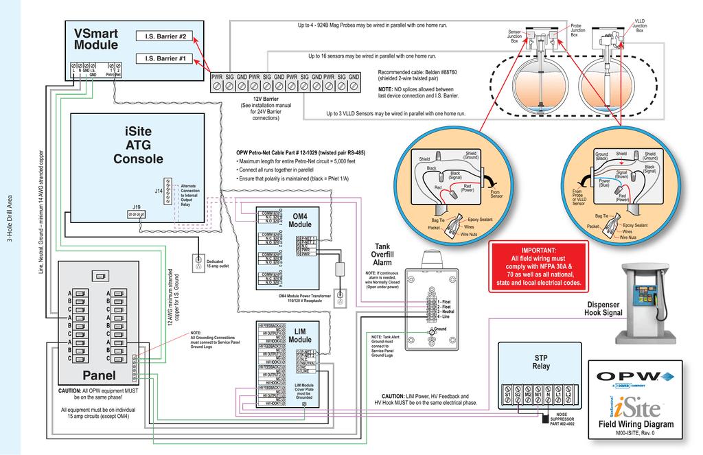 isite field wiring diagram Range Wiring Diagram