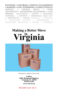 Making a Better Move in Virginia