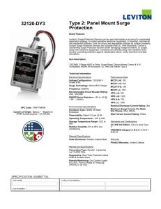 30A Wireless Load Control Module