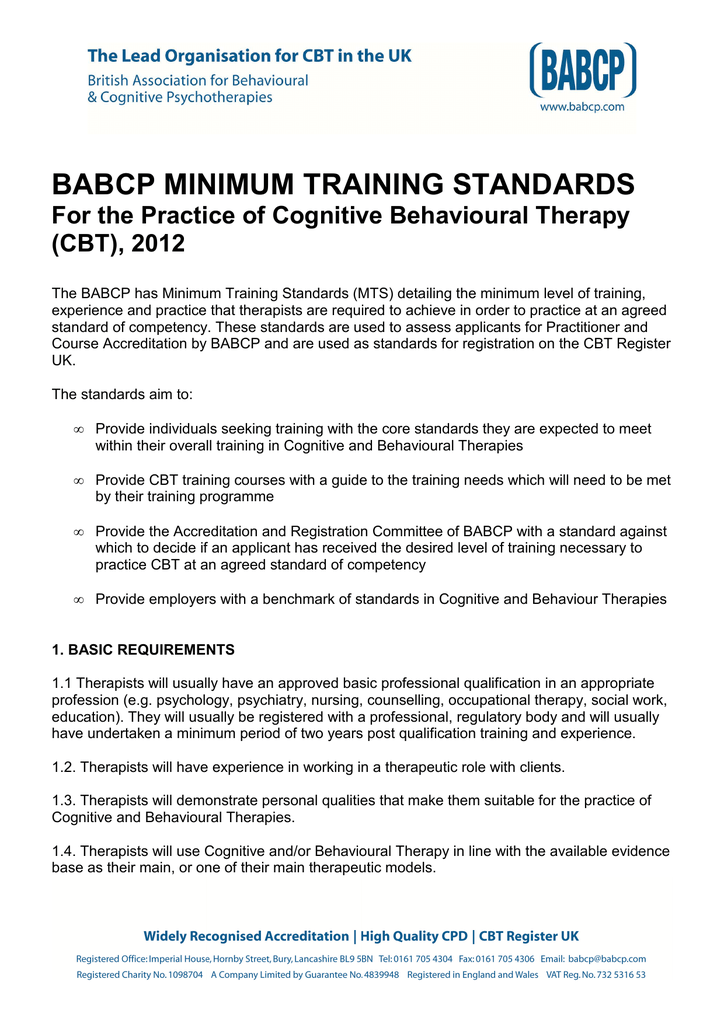 babcp case study guidelines