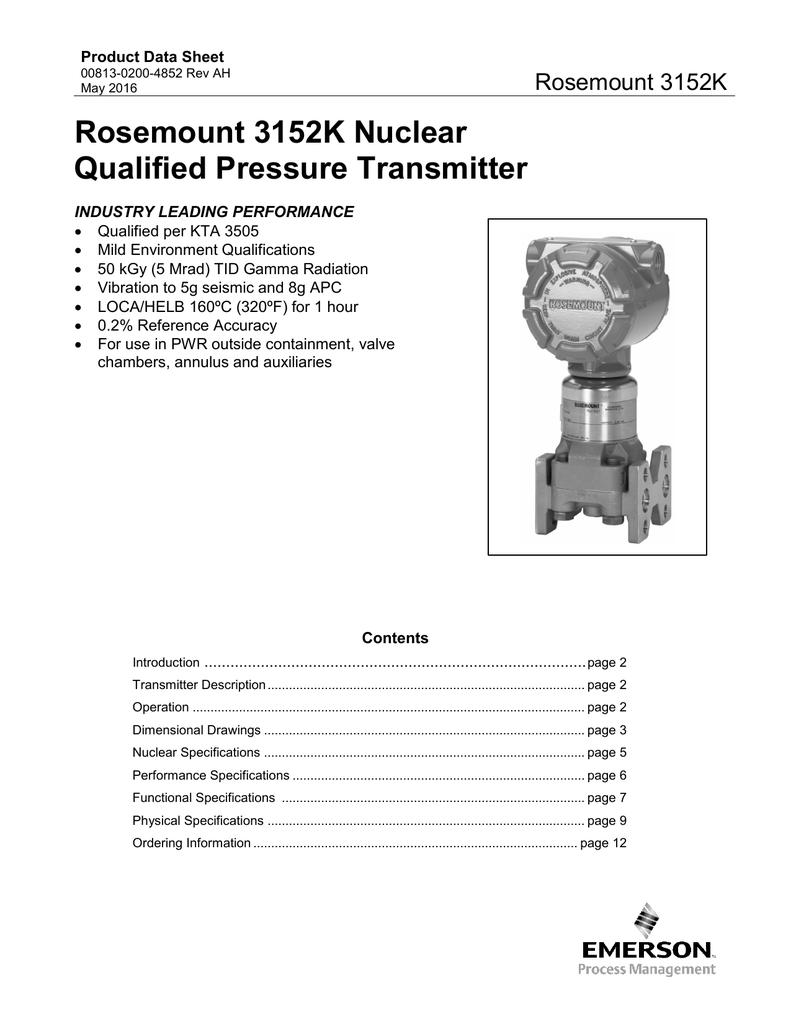 Rosemount 3152k Nuclear Qualified Pressure Transmitter Wiring Diagram 3051s 018432556 1 40c1daf146e1a11d47dd5084b59198a9