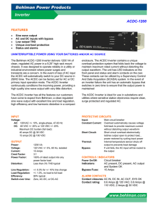 FX Series Installation Manual