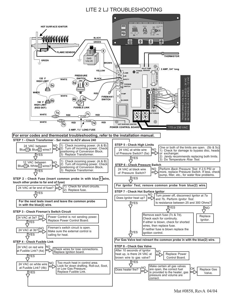 Jandy Pool Control Wiring Diagram Electrical Diagrams Hayward Heater And Schematics Products