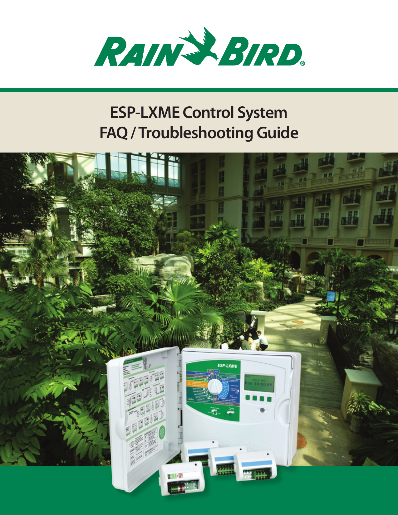 esp lxme control system faq troubleshooting guide