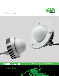 pixelation - GVA Lighting
