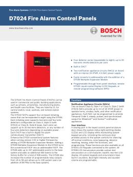 Fpd-7024 facp for brazil | manualzz. Com.