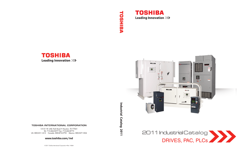 toshiba industrial drive starter and plc catalog rh studylib net