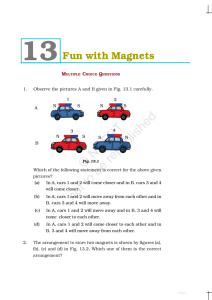 13.Fun with Magnets - NCERT (ncert.nic.in)