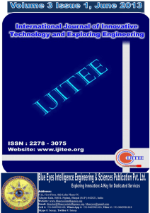 Untitled - International Journal of Innovative Technology and