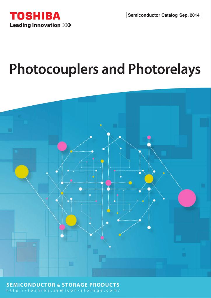 Photocouplers and Photorelays - Toshiba America Electronic