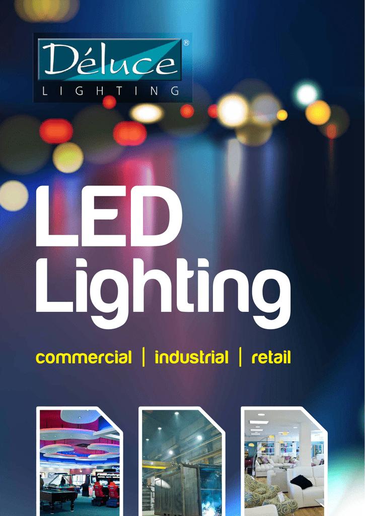 Led Lighting Deluce