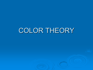 color theory lecture