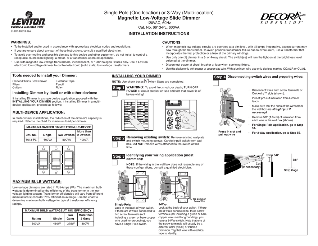 One Location Environmentallightscom 2 Single Pole Breaker Wiring Diagram