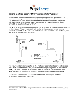 Pv labeling requirements for Electrical service size