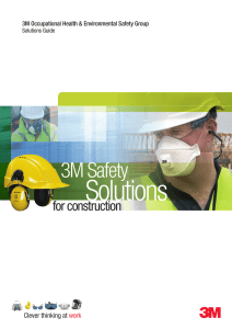 3M Safety Solutions