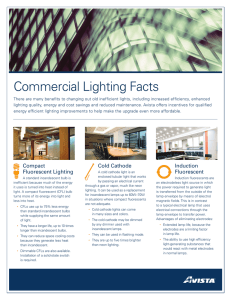 Commercial Lighting Facts