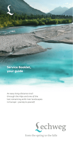 Service Booklet, your guide