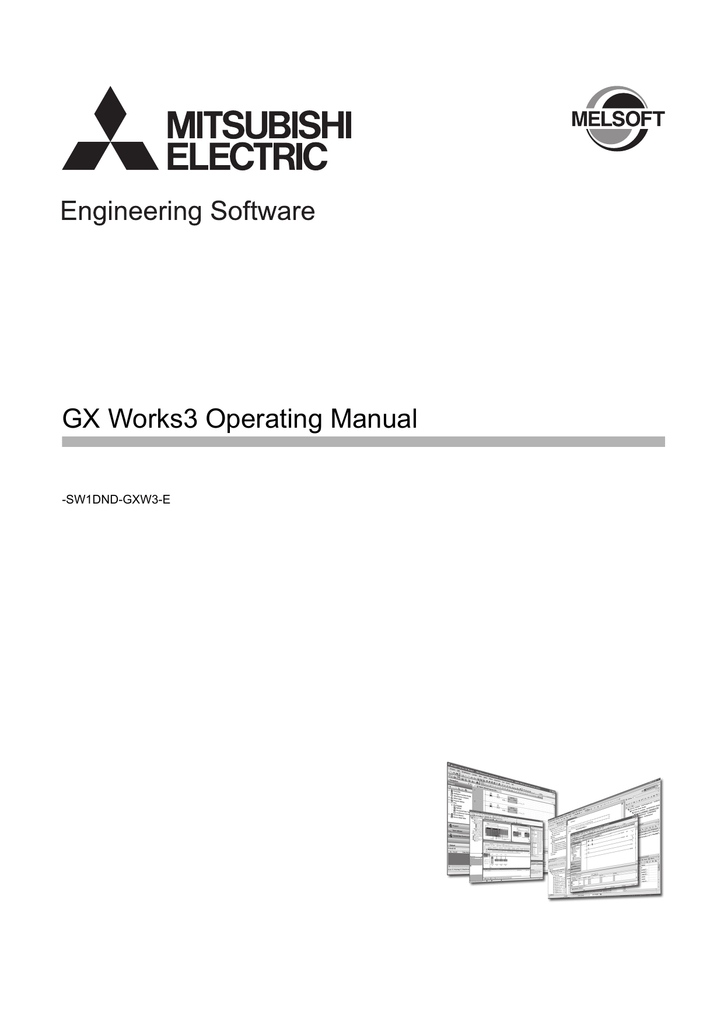 GX Works3 Operating Manual