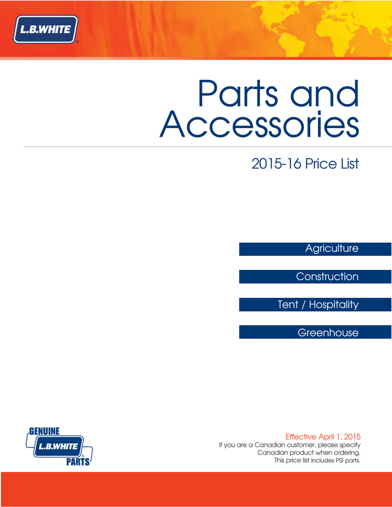 be2a0c5be052 2017 Parts and Accessories Price Book