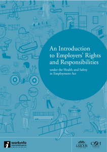 An introduction to employer rights and