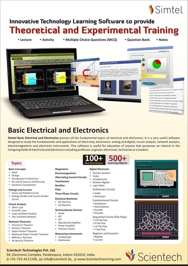 Basic Electrical and Electronics