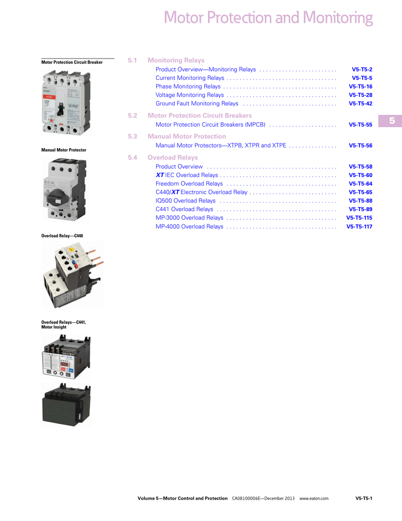 Motor Protection And Monitoring Relay Coil Pickup Voltage 018465352 1 C897ed6d33da3ae6318dd444fa3c2df0