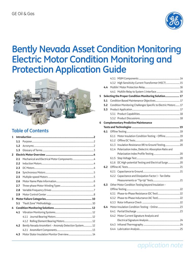 Bently Nevada Asset Condition Monitoring Electric Motor Phasemotorwindingdiagram Cutaway Besides 3 Phase