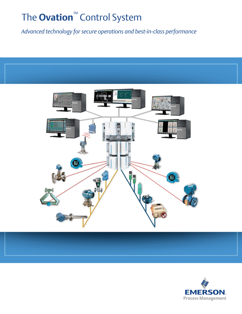 The Ovation™ Control System - Emerson Process Management