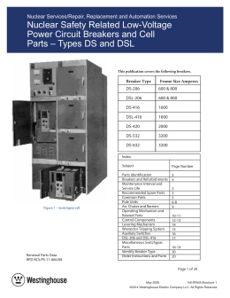 DS/DSL and DSII... Electricalmanuals