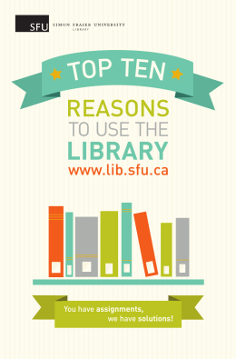 TOP TEN LIBRARY