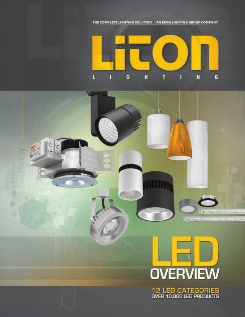 Led Overview Liton Lighting