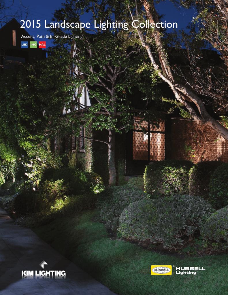 2017 Landscape Lighting Collection