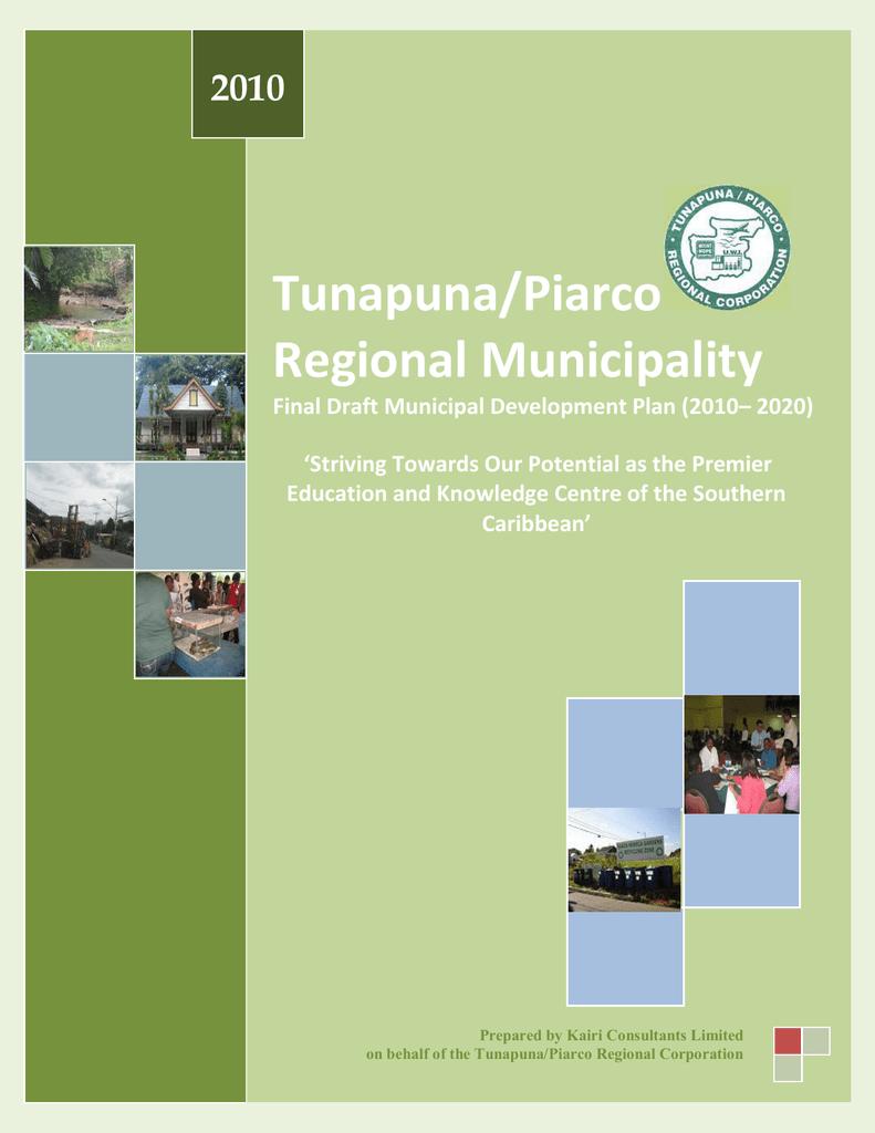 Tunapuna meaning