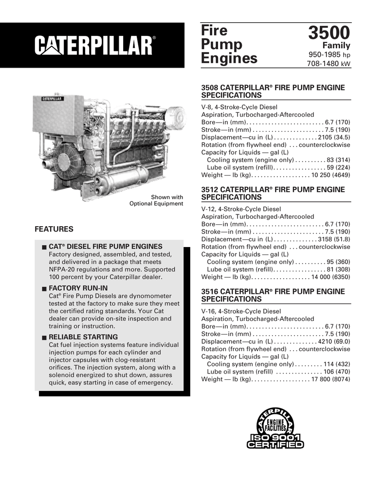 Cat 3516 Specifications Caterpillar Wiring Diagrams 791x1024